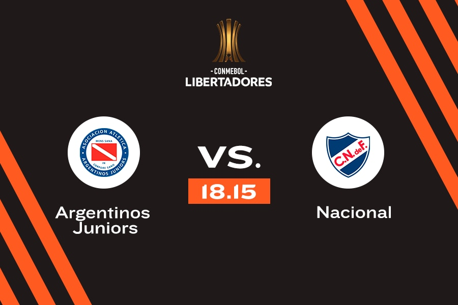 Argentinos Juniors vs. Nacional