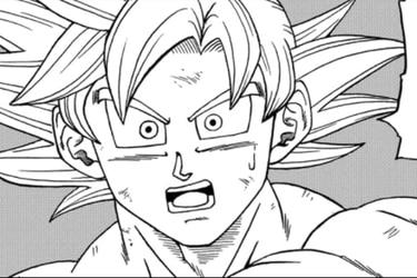 Gokú demuestra que no ha aprendido nada en el manga de Dragon Ball Super