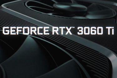 CES 2021: Nvidia presenta su nueva tarjeta gráfica la GeForce RTX 3060