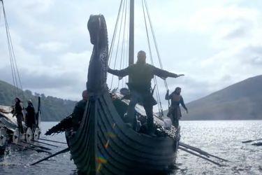 """""""Ahora es nuestro turno de hacer historia"""": Vean el primer adelanto de Vikings Valhalla"""