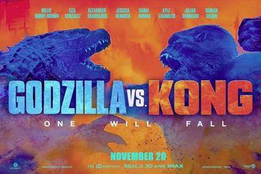 Uno caerá en la batalla de Godzilla vs Kong