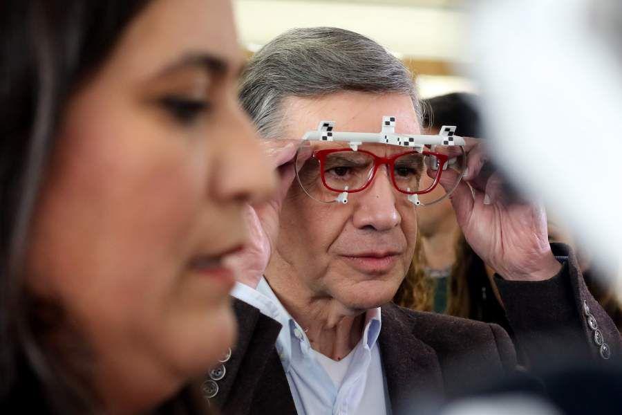 Joaquín Lavín óptica comunal