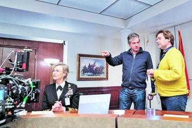 """El creador de The Office en modo teletrabajo: """"Es gratificante que la gente aún la mire"""""""