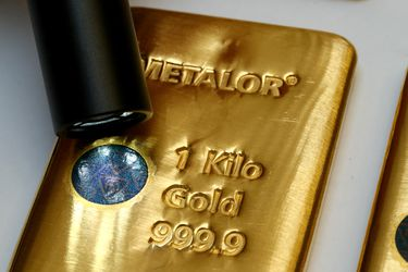Venezuela vendió 19 toneladas de oro de sus reservas en 2020