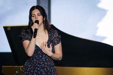 Lana del Rey en Lollapalooza: la seducción de un ángel