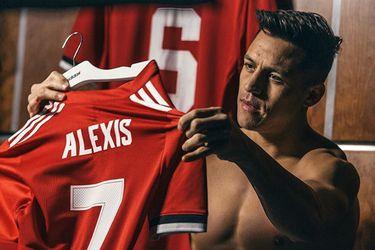 ¿Cuándo puede debutar Alexis con la camiseta del United?