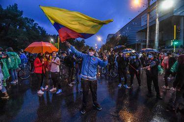 """ONU condena el uso """"excesivo"""" de la fuerza en las manifestaciones en Colombia"""