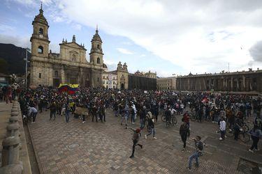 Manifestaciones de 2019 enfrentan a Duque y a la Corte Suprema de Colombia