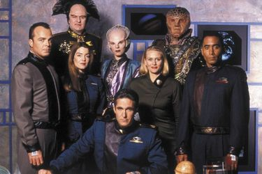 J. Michael Straczynski explicó por qué el regreso de Babylon 5 será un reinicio