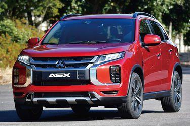 Mitsubishi destapa el ASX antes de su debut en Ginebra