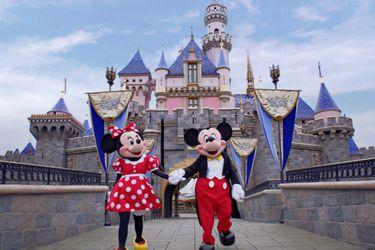 Un hombre fue arrestado por entrar a Disneyland mientras estaba cerrado