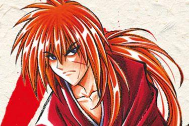 Nobuhiro Watsuki celebró los 25 años de Rurouni Kenshin con una ilustración