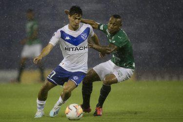 Vélez decide internar a Pablo Galdames