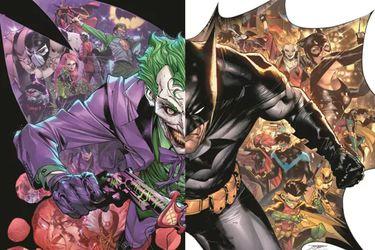 "Un adelanto de Batman #100, el final de ""La Guerra del Joker"""