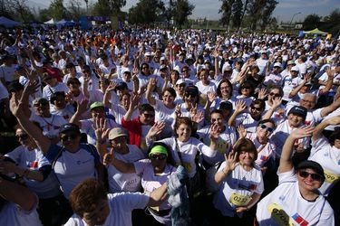 UC celebrará este sábado el Día del Adulto Mayor con inédita y masiva caminata virtual