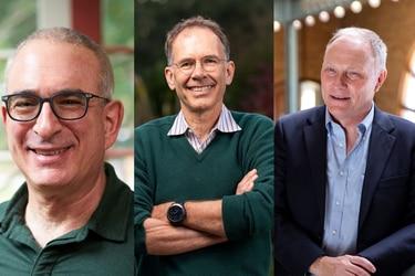 Las vivencias y anécdotas de economistas chilenos con los ganadores del Premio Nobel de Economía 2021