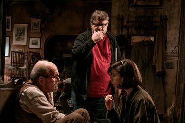 Guillermo del Toro y el color de su mundo