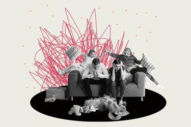 Burn out parental: ¿Qué tan cansado estamos como padres?