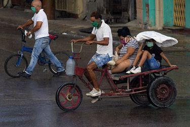 La Habana retorna a restricciones estrictas ante repunte del Covid-19