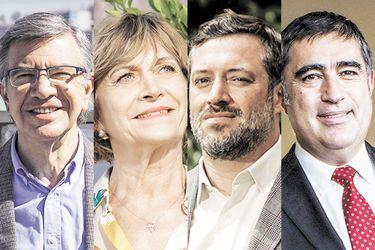 La frustrada cumbre de presidenciables de Chile Vamos