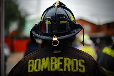 Encapuchados queman iglesia evangélica en Cañete