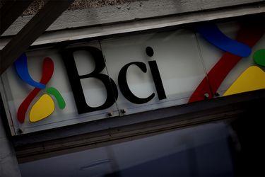 Fachada del banco BCI
