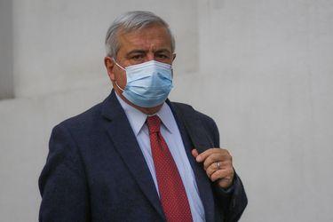 Jaime Mañalich, ministro de Salud, informó las cifras de este martes.