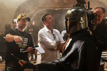 """Dave Filoni, director de The Mandalorian: """"Intenté ofrecer el conocimiento que me había transmitido George Lucas"""""""
