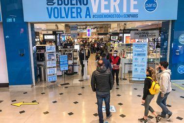 Cencosud agrega a Tiendas Paris a su acuerdo con Cornershop