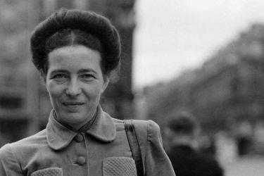 """Sylvie Le Bon: """"Simone de Beauvoir era el pilar de mi existencia"""""""