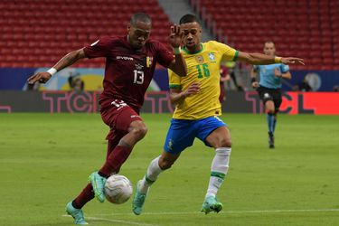 Brasil y Venezuela inauguran la Copa América