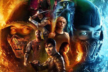 La película de Mortal Kombat presenta un nuevo póster oficial para IMAX