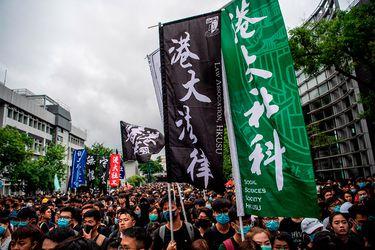 EE.UU. revoca estatus especial de Hong Kong en medio de tensión con China