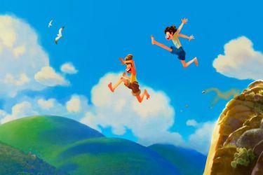 Pixar anunció a Luca, su próxima película que llegará en 2021