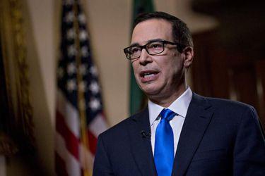 Treasury Secretary Steven Mnuchin Interview