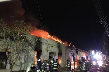 San Felipe: Incendio en hogar de ancianos deja seis adultos mayores fallecidos