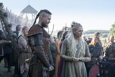 """Actriz de Vikings comenta el final de la serie: """"No creo que deje satisfechos a los fans"""""""