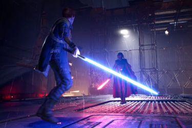 Star Wars Jedi: Fallen Order es el primer juego de una nueva franquicia