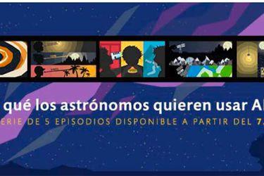 astronomos-alma-serie