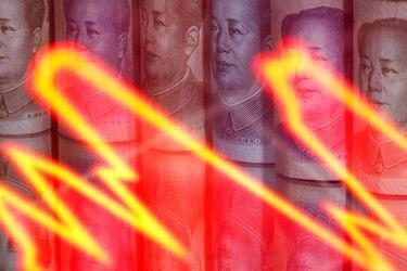 Se estanca la compra extranjera de bonos del gobierno chino