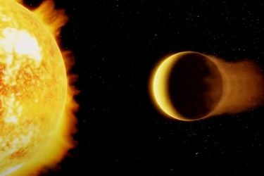 """Una """"bestia rara"""": astrónomos chilenos descubren una nueva clase de planeta, al que bautizaron """"Neptuno Ultra Caliente"""""""