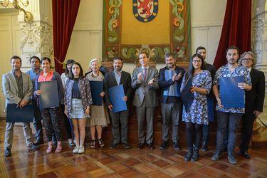 Estos son los ganadores de los Premios Literarios de Santiago 2018