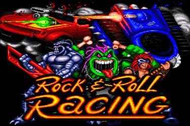 Rock N' Roll Racing: Cuando las carreras se animaban con clásicos del rock