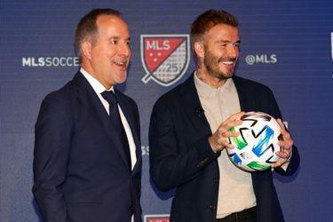 Con cinco chilenos y el nuevo club de David Beckham: así arranca la MLS 2020
