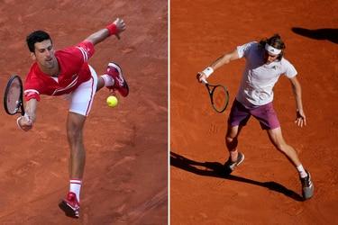 El verdugo contra el heredero: Djokovic y Tsitsipas buscan la gloria en Roland Garros