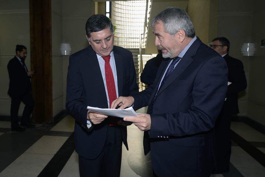 Claudio Alvarado Gabriel Ascencio