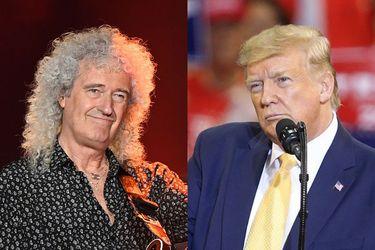 """Queen enfrenta una """"batalla cuesta arriba"""" para que Donald Trump deje de usar su música"""