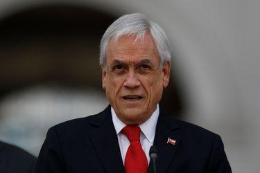 Presidente Piñera anuncia que enviarán hoy al Congreso un proyecto de ley que busca enajenar bienes de narcotraficantes y destinarlos a las policías