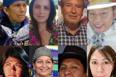 Mapuche, Aymara, Rapa Nui, Yagán, Kawésqar, Diaguita, Quechua, Colla, Chango y Atacameños: Estos son los candidatos que van por 17 asientos reservados