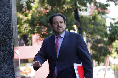 Sebastian Piñera se reune con Ministro de Energía